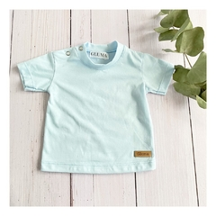 Remera de Algodón Pima - Light Blue