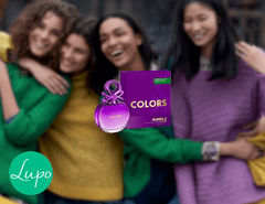 Benetton - Colors Purple 80ml