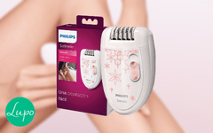 Philips - Depiladora Essential Satinelle
