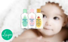Johnson's Baby - Aceites 100 / 200ml
