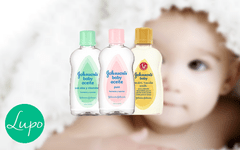 Johnson's Baby - Aceites 100 / 200ml - comprar online
