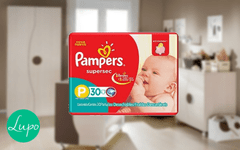 Pampers - Supersec P