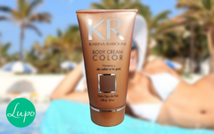 Karina Rabolini - Body Cream Color 150gr en internet