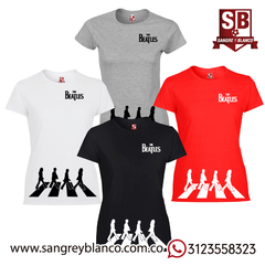 Camiseta Abbey Road - The Beatles - comprar online