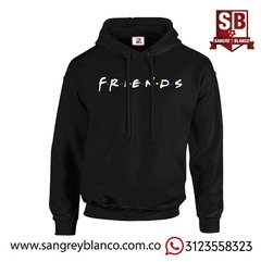 Buzo Friends - Sangre y Blanco