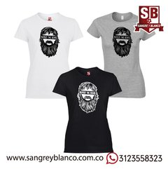 Camiseta Respect the Beard - comprar online