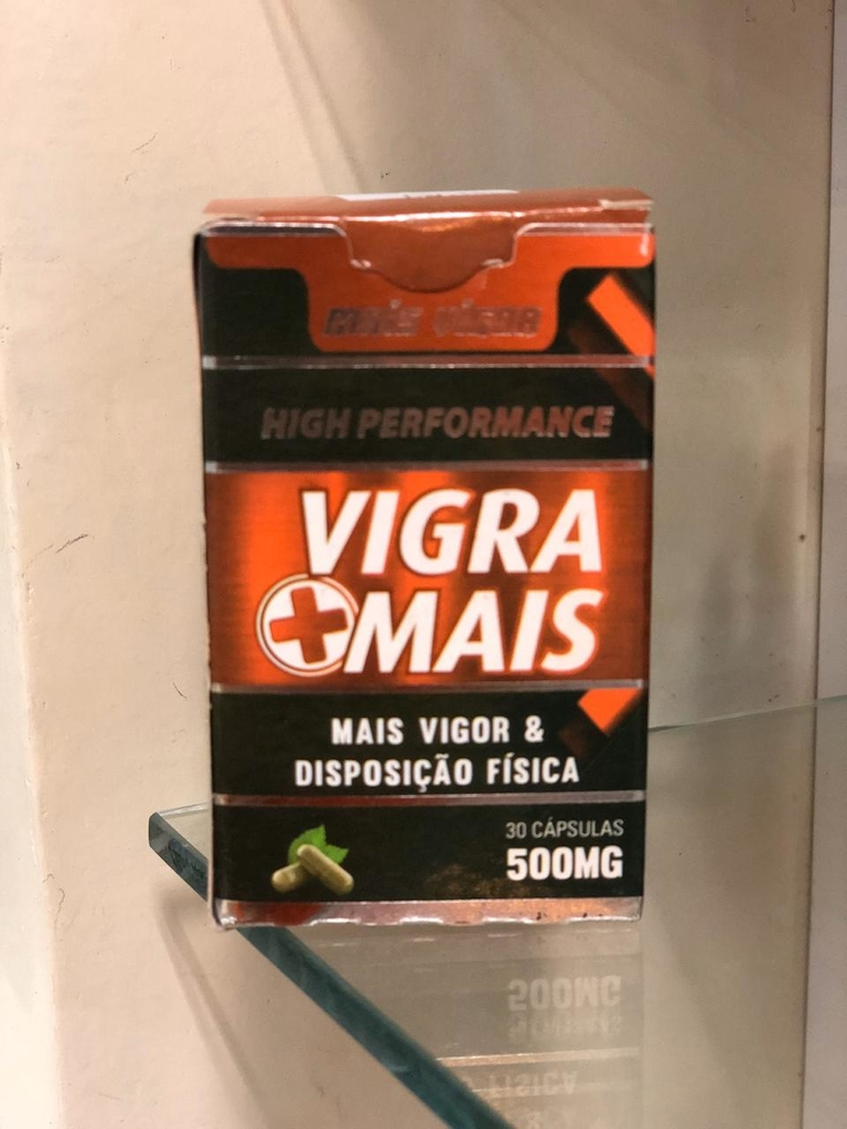 Vigramais 30 caps 500mg
