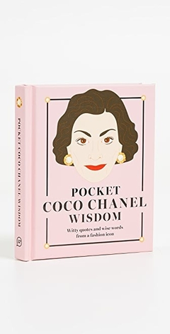 Pocket Coco Chanel Wisdom