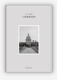CEREAL CITY GUIDE: LONDON - Abrams