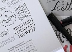 BLOCO HAND LETTERING 170G/M² A3 I HAHNEMÜHLE na internet
