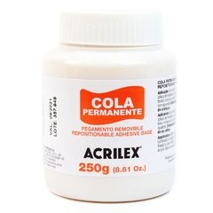 COLA PERMANENTE | ACRILEX na internet