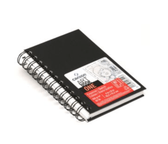 SKETCHBOOK ONE ESPIRAL 100G/M2 A6 | CANSON