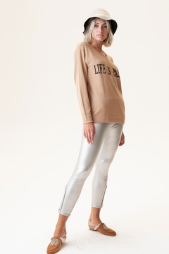 Sweater Passion Camel - comprar online