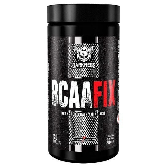 BCAA FIX 120 TABS - INTEGRALMÉDICA
