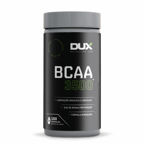 BCAA 3500 100 CAPS - DUX NUTRITION