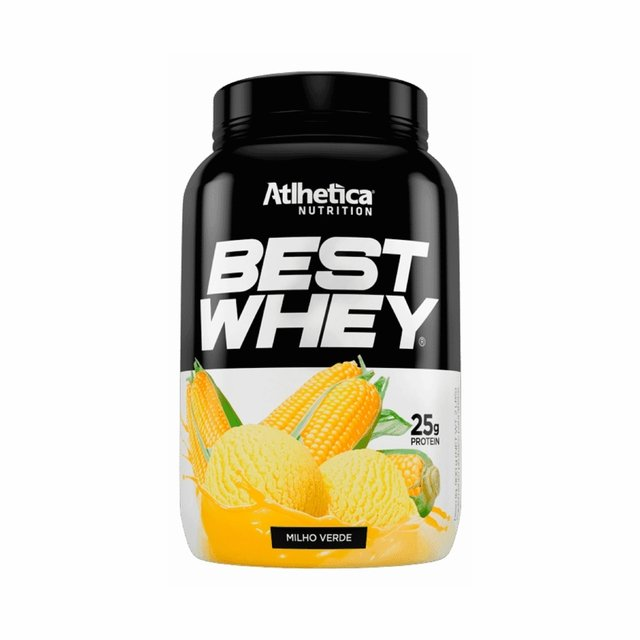 BEST WHEY 900G - ATLHETICA na internet