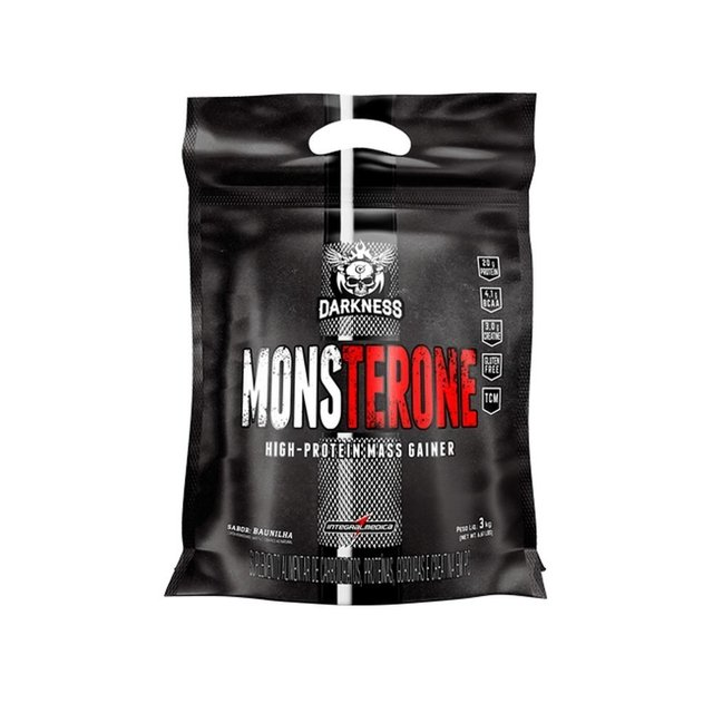 MASSA MONSTERONE 3kg - INTEGRALMEDICA