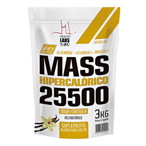 MASS 25550 3KG - HEALTH LABS