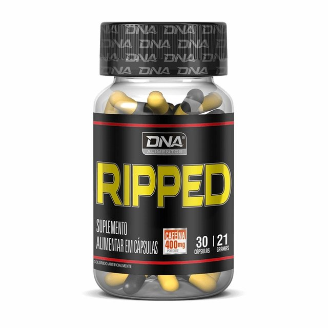 RIPPED 30 CAPS - DNA