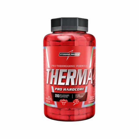 THERMA PRO HARDCORE 120 CAPS - INTEGRALMÉDICA