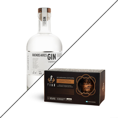 Buenos Aires GIN + Pack Botánico para Gin&Tonic