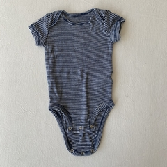 Body azul rayado - Carters