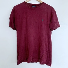 Remera bordo - Polo by Ralph Lauren