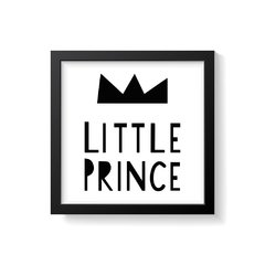 Quadro Poster Little Prince