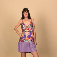 VESTIDO DELRAY LILA FRIDA 3 on internet