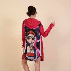SACO DALLAS FUCSIA FRIDA 4 - buy online