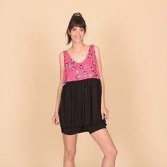 VESTIDO HOLLYWOOD NEGRO FRIDA 4