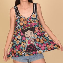 Musculosa Beach Frida 4