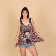 Musculosa Beach Frida 4 - buy online