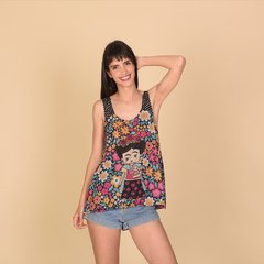 Musculosa Beach Frida 4 on internet