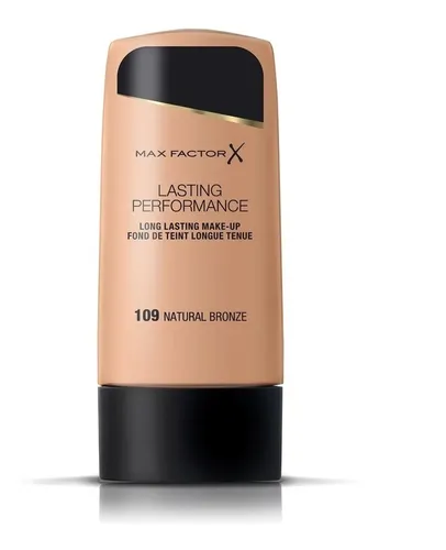 FOUNDATION BASE LASTING PERFORMANCE 109 NATURAL BRONZE