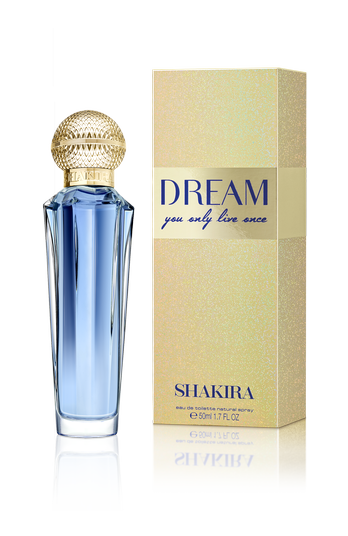 FRAGANCIA SHAKIRA DREAM EDT