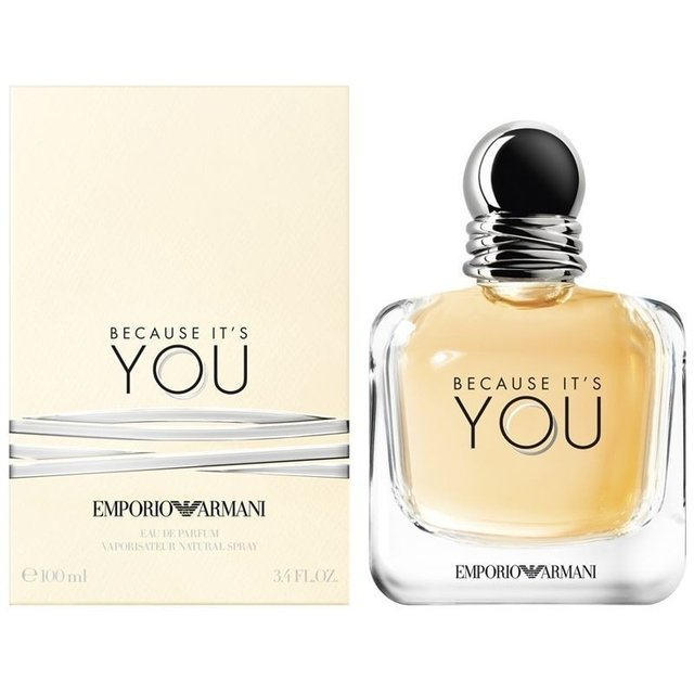 EMPORIO BECAUSE ITS YOU EDP - Perfumerías Ruiz y Roca