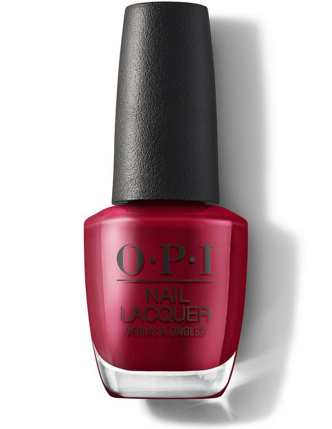 NAIL LACQUER HRM08 RED-Y FOR THE HOLIDAYS