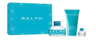 SET RALPH EDT 100 ML + EDT 7 ML + BODY LOTION 100 ML