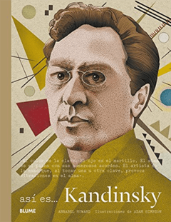 ASÍ ES KANDINSKY - HOWARD ANNABEL