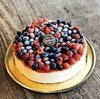 CheeseCake con Frutos Rojos en internet