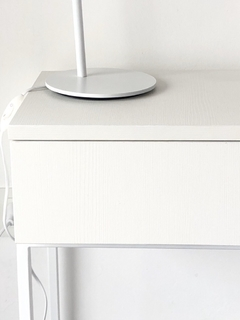 X-PRESS Mesa de Luz Collins White - comprar online