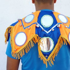 Babero de Diablo - Simple en internet