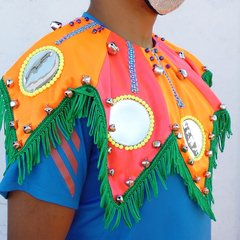 Babero de Diablo - Simple - YanaTaski