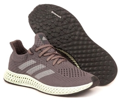 Tênis Adidas FutureCraft 4D Grey Light (Lançamento) na internet