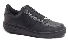Tênis Nike Air Force 1 Low Preto - comprar online