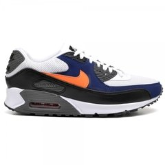 Tênis Nike Air Max 90 Essential White Blue Royal (Masculino) - comprar online