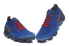 Imagem do Tênis Nike Air VaporMax Flyknit 2.0 Blue Red (Masculino)