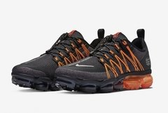 Tênis Nike Air VaporMax Run Utility Black Orange (Masculino) - comprar online