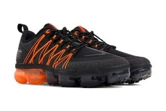 Tênis Nike Air VaporMax Run Utility Black Orange (Masculino) na internet